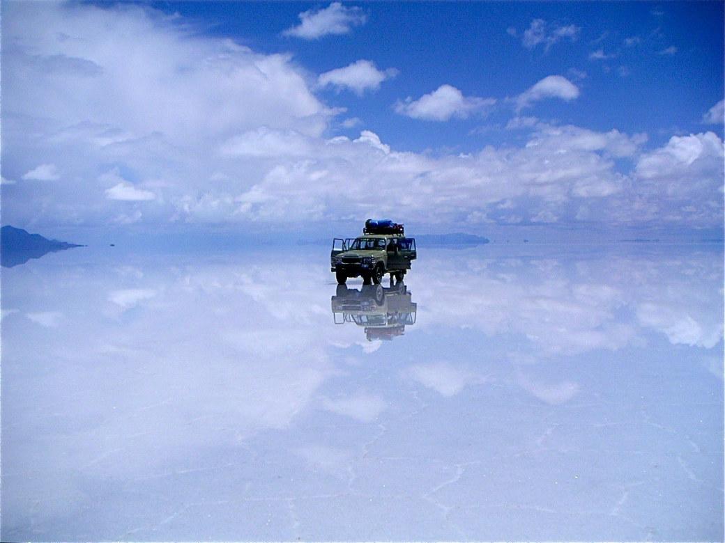 Salar de Uyuni Bolivia-Smarttravel-BG