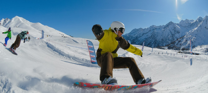 Ски във Вал ди Соле, Италия. Внимание: 380 km Перфектно Обработени Писти!