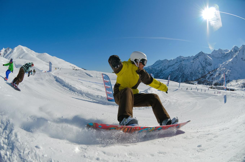 ски италия