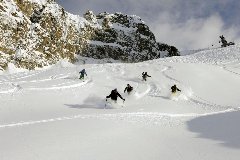 ски почивки италия