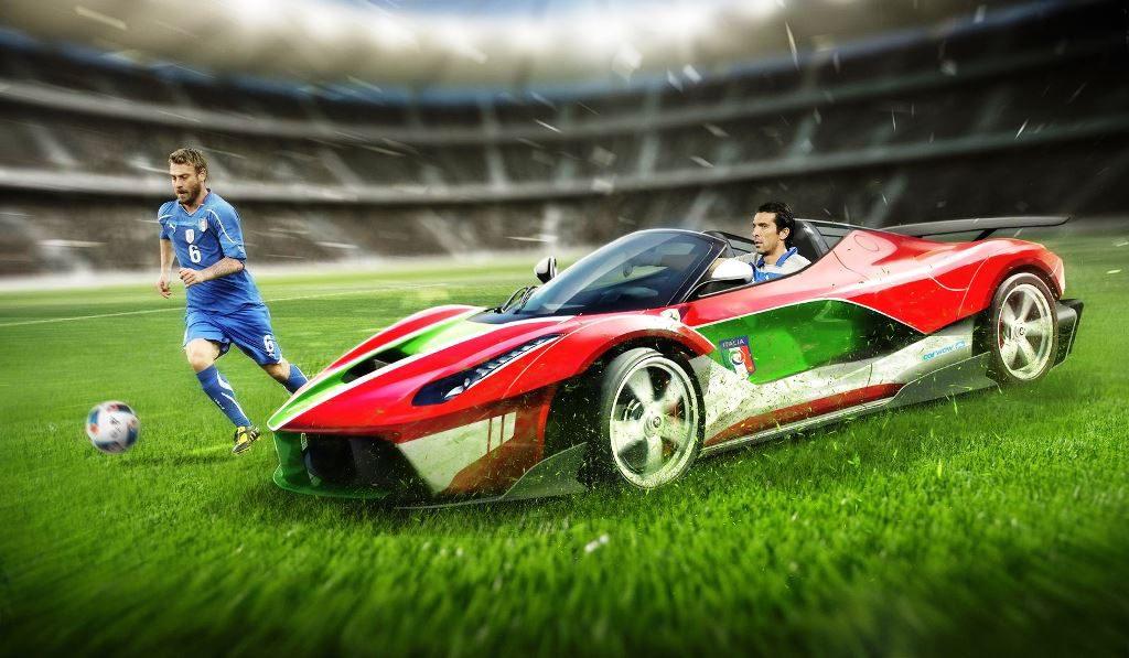 Италия Ферари