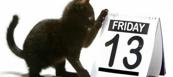 Петък 13-ти – 13 факта за най-каръшкия ден в годината