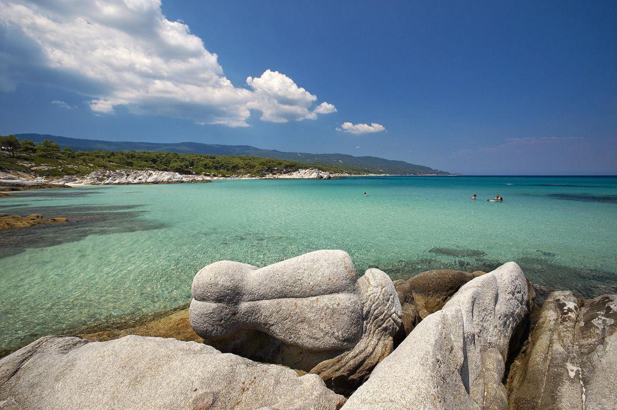 Халкиди – много повече от  обикновени плажове.