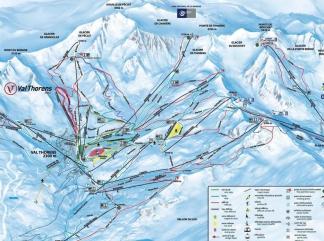 карта-вал-торанс-ски писти
